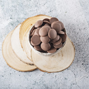 chocolate-melting-buttons